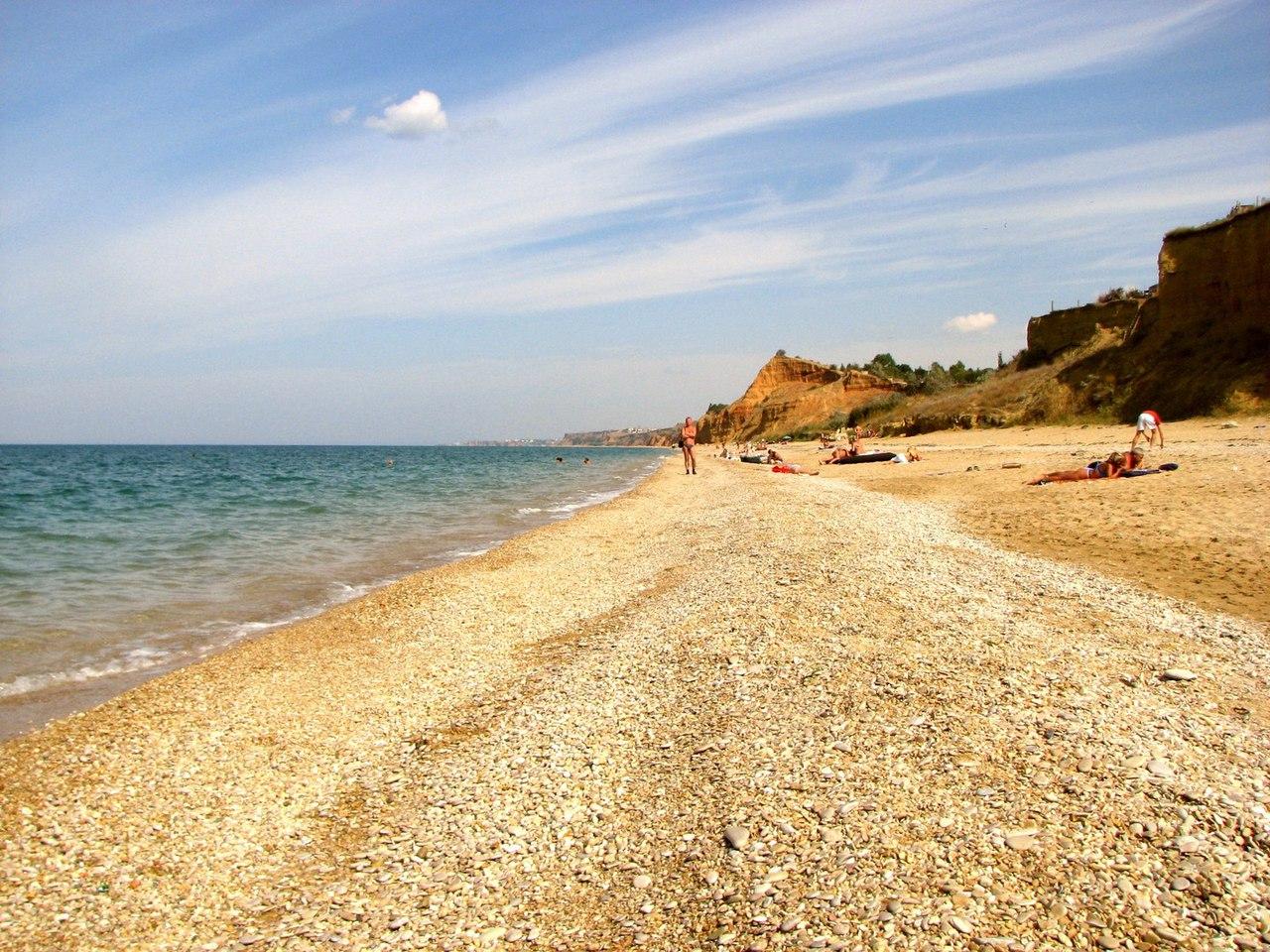 Пляжи Крыма отзывы и фото, путеводитель по лучшим